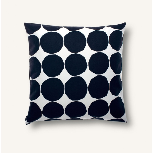 Marimakko Pienet Kivet Black/White Cushion Cover