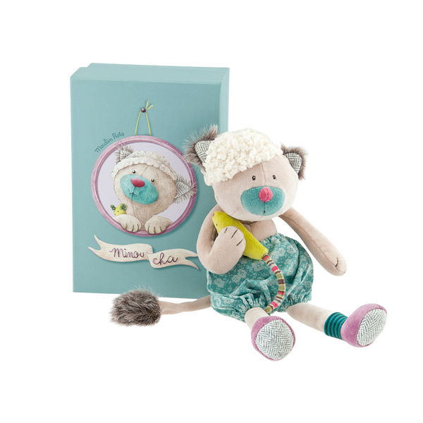 Moulin Roty Les Pachats Minoucha Cat Doll