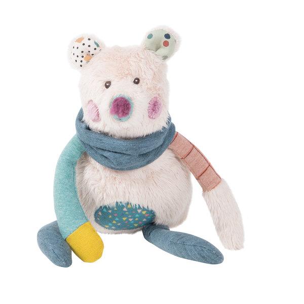 Moulin Roty Jolis Trop Beaux Cream Bear