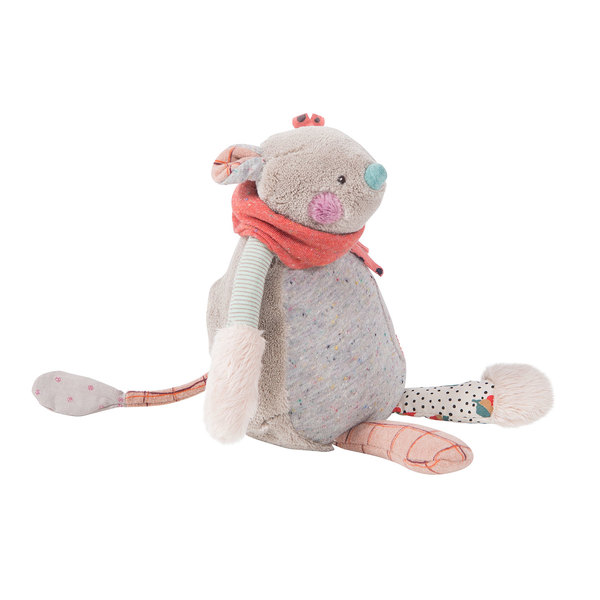 Moulin Roty Jolis Trop Beaux Musical Mouse