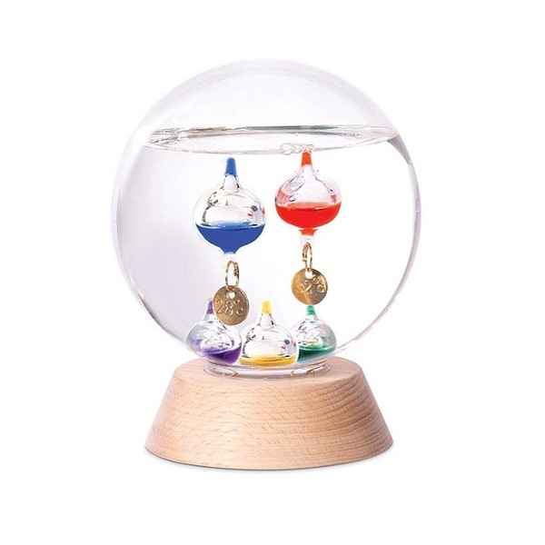 IS Gift Galileo Thermometer