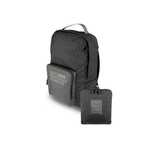 Alife Design: FEB Travel Backpack 20 - Grey