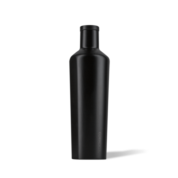 Corkcicle Canteen Dipped Black 25oz