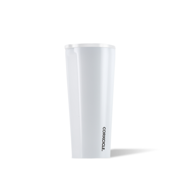 Corkcicle Dipped Tumbler 475ml Modernist White