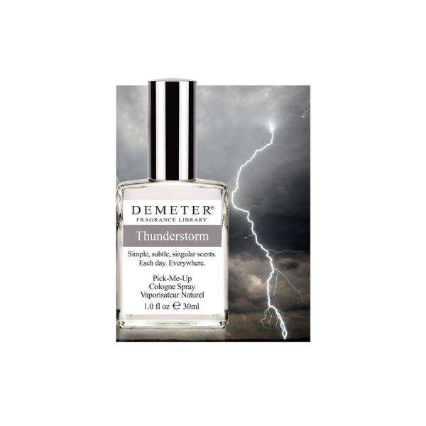 Demeter Fragrance Library - Thunderstorm