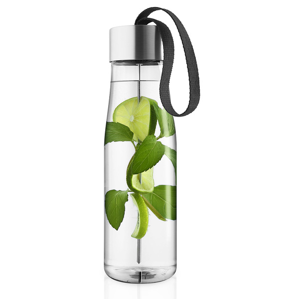Eva Solo My Flavour Drinking Bottle 0.75L - Black