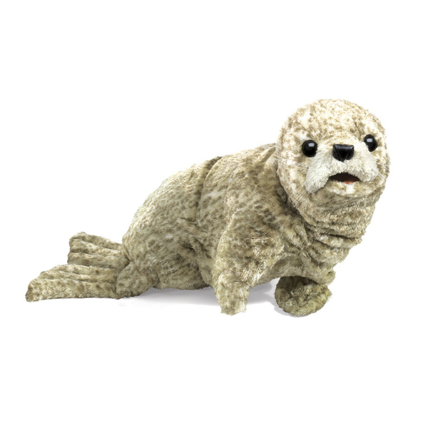 Folkmanis - Harbour Seal Puppet