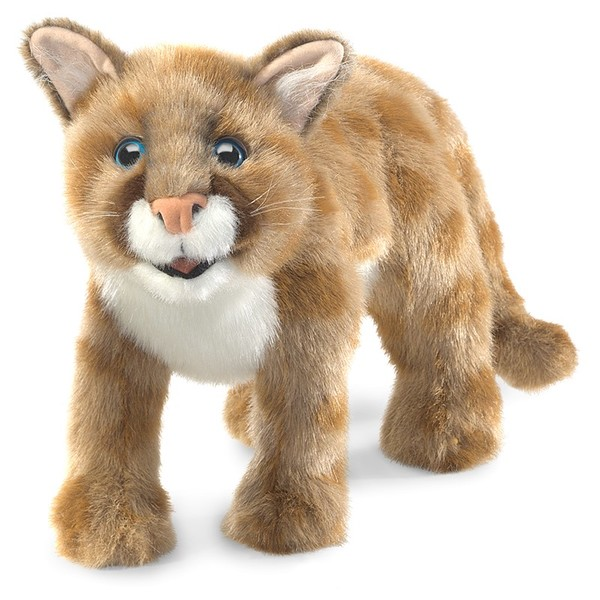 Folkmanis - Mountain Lion Cub Puppet