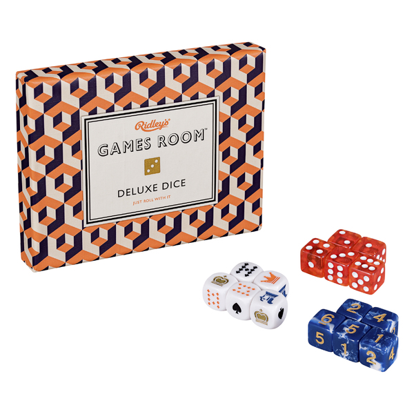 Ridley's Games Room Deluxe Dice Set