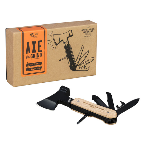 Gentlemen's Hardware - Axe Multi Tool