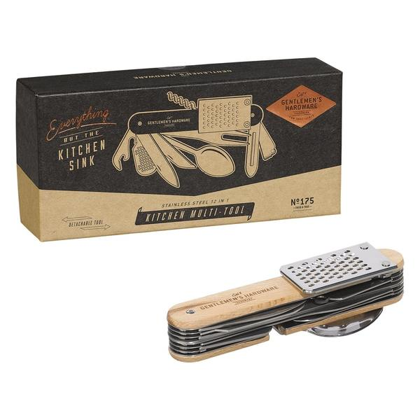 Gentlemen's Hardware Kitchen Multi-tool