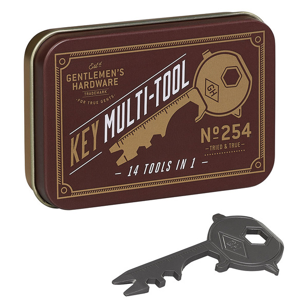 Gentlemen's Hardware Key Multi Tool