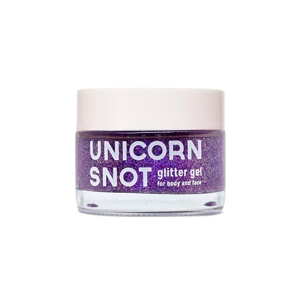 Unicorn Snot Purple Glitter Gel for Body and Face