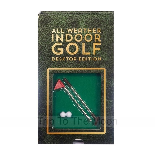 All Weather Indoor Golf Desktop Edition