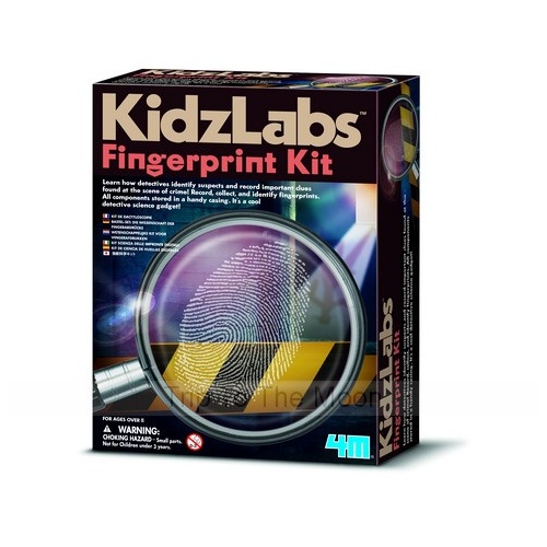 Kidz Labs- Fingerprint Kit