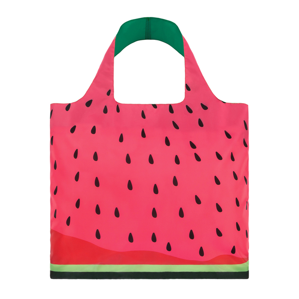 LOQI Reusable Shopping Bag Frutti Collection Watermelon