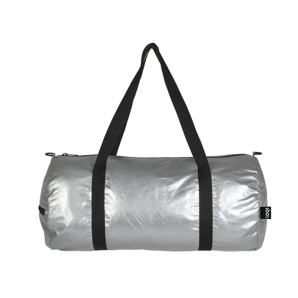 LOQI Weekender Metallic Matt Collection Silver