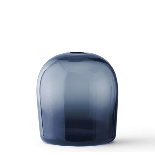 Menu Troll Vase Small Midnight Blue