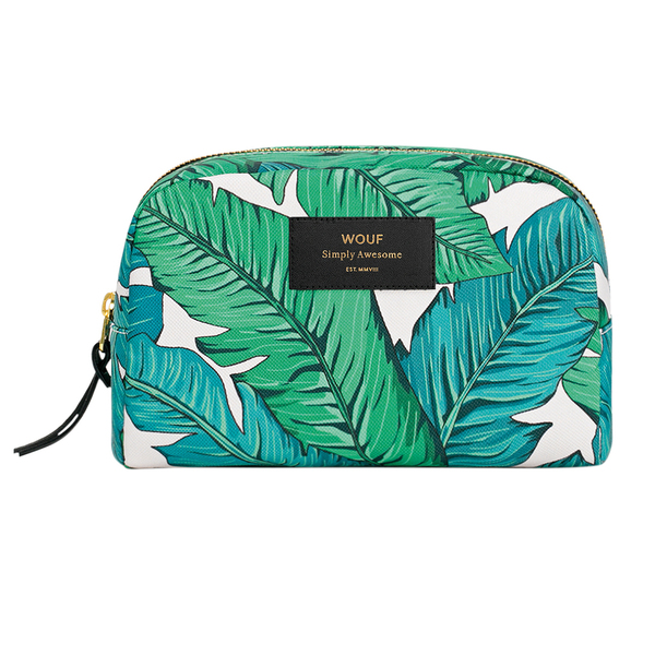 WOUF Tropical Big Beauty Pouch