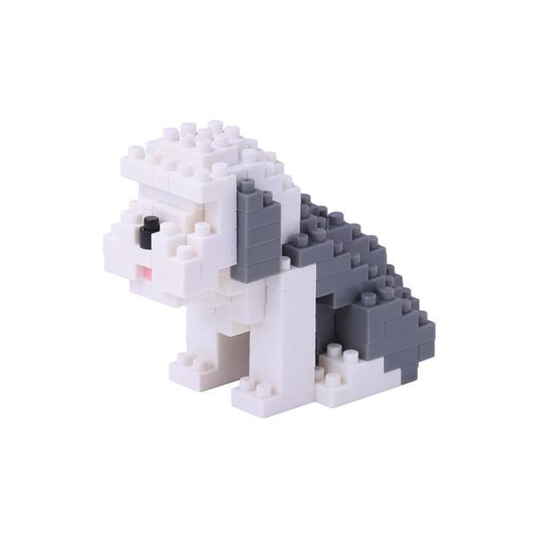 Nanoblock Old English Sheepdog