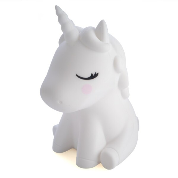 Lil'Dreamer Soft Touch Unicorn Lamp