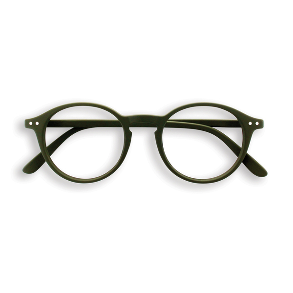 IZIPIZI  Reading Glasses D Khaki Green +1.5