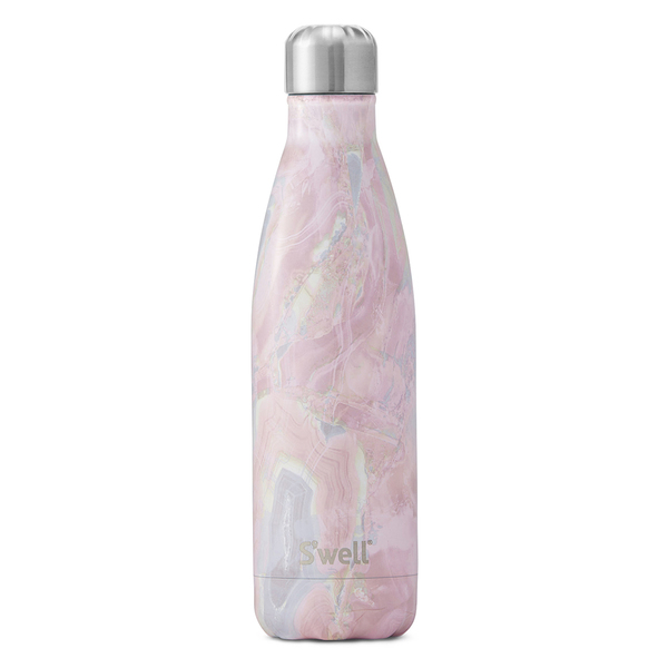 S'well Bottle 750ml Element Collection Geode Rose