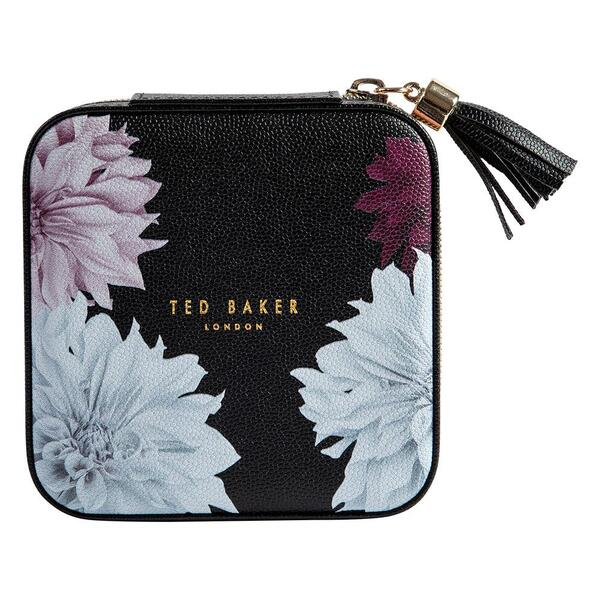 Ted Baker Jewellery Case Black Clove