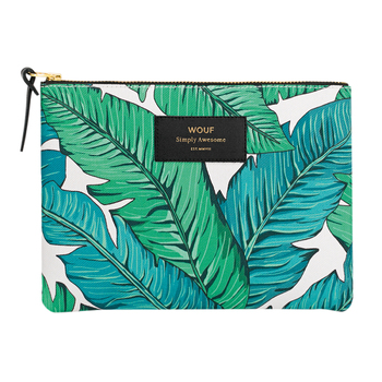 WOUF Large Pouch Tropical